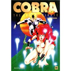 COBRA - THE SPACE PIRATE (BLACK BOX ÉDITIONS) - TOME 6