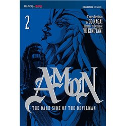 AMON - THE DARK SIDE OF THE DEVILMAN - TOME 2
