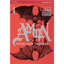 AMON - THE DARK SIDE OF THE DEVILMAN - TOME 4