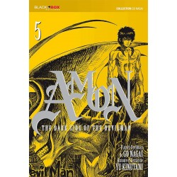 AMON - THE DARK SIDE OF THE DEVILMAN - TOME 5