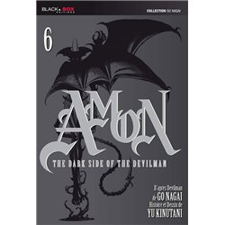 AMON - THE DARK SIDE OF THE DEVILMAN - TOME 6
