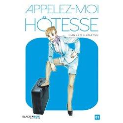 APPELEZ-MOI HÔTESSE - TOME 1
