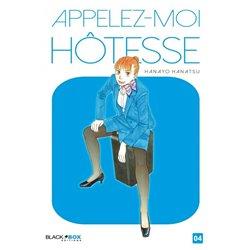 APPELEZ-MOI HÔTESSE - TOME 4