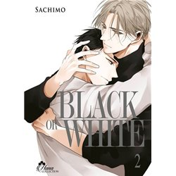 BLACK OR WHITE - TOME 2