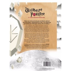 GRIMOIRE POURPRE (LE) - 4 - CHEVALIER DE PORCELAINE