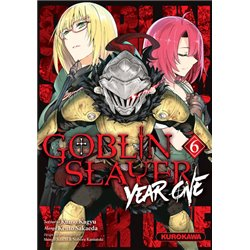 GOBLIN SLAYER YEAR ONE - TOME 6
