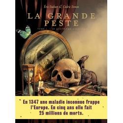 LA GRANDE PESTE - TOME 1 LE...