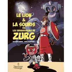 LION & LA SOURIS VS. LES...