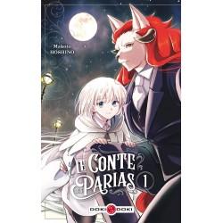 LE CONTE DES PARIAS - VOL. 01