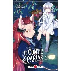 LE CONTE DES PARIAS - VOL. 02
