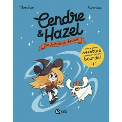 CENDRE ET HAZEL, TOME 01 -...
