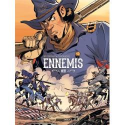 ENNEMIS - VOL. 01/2 - NOIR