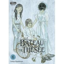 LE BATEAU DE THÉSÉE - TOME 6