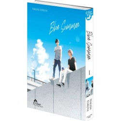 BLUE SUMMER - TOME 1