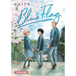 BLUE FLAG - TOME 8
