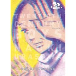 20TH CENTURY BOYS PERFECT EDITION T06 - FAUVE D'ANGOULÊME - PRIX DE LA MEILLEURE SÉRIE 2004