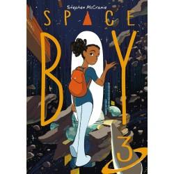 SPACE BOY, T.3