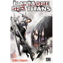 L'ATTAQUE DES TITANS T33