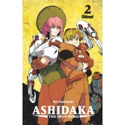 ASHIDAKA - THE IRON HERO -...