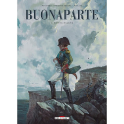 BUONAPARTE T01 - SAINTE-HÉLÈNE