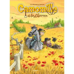 CAMOMILLE ET LES CHEVAUX -...