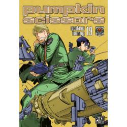 PUMPKIN SCISSORS T19