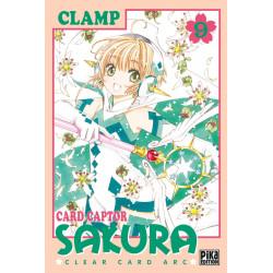 CARD CAPTOR SAKURA - CLEAR...