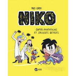NIKO, TOME 01 - SUPER...
