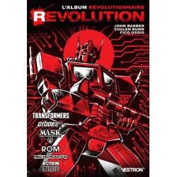 REVOLUTION - TRANSFORMERS /...