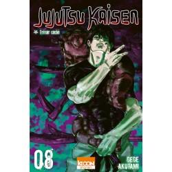 JUJUTSU KAISEN T08