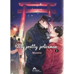 MY PRETTY POLICEMAN - TOME 02 - LIVRE (MANGA) - YAOI - HANA COLLECTION