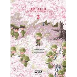 PELELIU, GUERNICA OF PARADISE - TOME 3 / EDITION SPÉCIALE (À PRIX RÉDUIT)