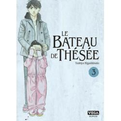 LE BATEAU DE THÉSÉE - TOME 3 / EDITION SPÉCIALE (À PRIX RÉDUIT)