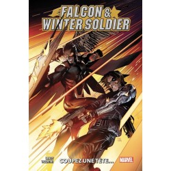 FALCON & WINTER SOLDIER: COUPEZ UNE TÊTE...