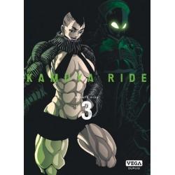 KAMUYA RIDE - TOME 3