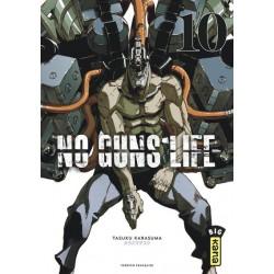 NO GUNS LIFE - TOME 10