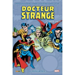 DOCTEUR STRANGE: L'INTÉGRALE 1975-1977 (T06)