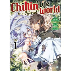 CHILLIN' LIFE IN A DIFFERENT WORLD - TOME 1