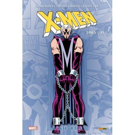 X-MEN: L'INTÉGRALE 1985 (II) (T11 NOUVELLE ÉDITION)