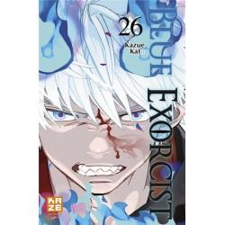 BLUE EXORCIST T26