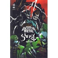 BATMAN DEATH METAL 2 GHOST EDITION, TOME 2 / EDITION SPÉCIALE, LIMITÉE (COUVERTURE GHOST)