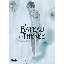 LE BATEAU DE THÉSÉE - TOME 7