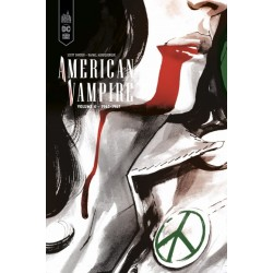AMERICAN VAMPIRE INTÉGRALE TOME 4