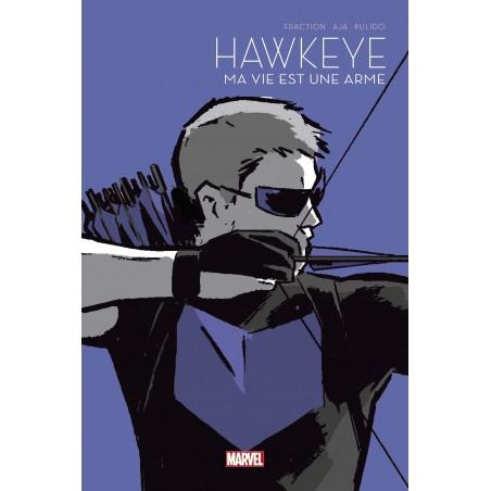 HAWKEYE: MA VIE EST UNE ARME - LE PRINTEMPS DES COMICS 2021