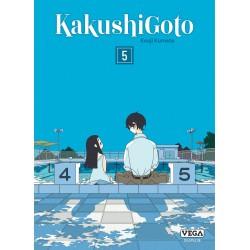 KAKUSHIGOTO - TOME 5