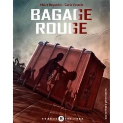 BAGAGE ROUGE T01 - POLKA...