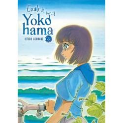 ESCALE À YOKOHAMA - TOME 3