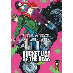 BUCKET LIST OF THE DEAD - TOME 1