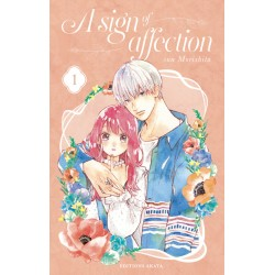 A SIGN OF AFFECTION - TOME 1