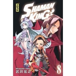 SHAMAN KING STAR EDITION - TOME 8
